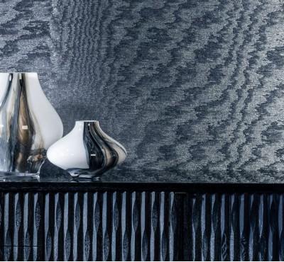 Обои текстильные Arte - Vertigo Moire