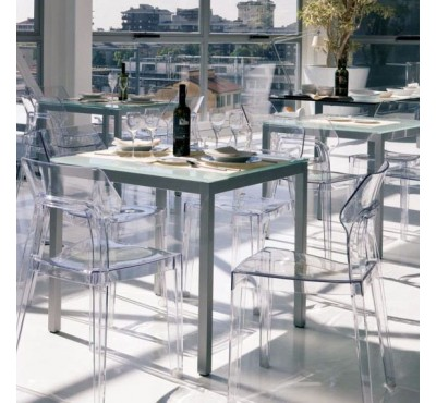 Обеденный стол Bontempi Casa - Diesis Table Square