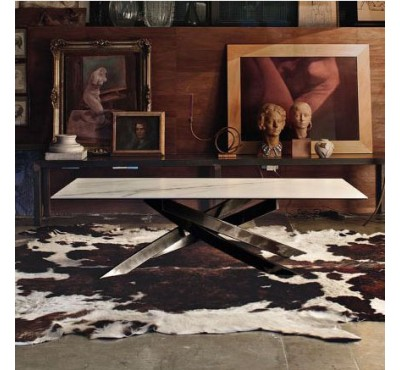 Кофейный столик Bontempi Casa - Artistico Coffee Table Rectangular