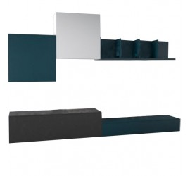 Стенка Calligaris - Manhattan Wall System CS/6068-07
