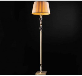 Торшер Euroluce Alicante Satin Floor Lamp