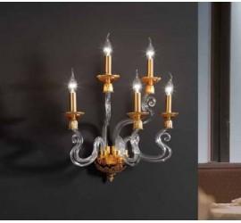 Бра Euroluce Barocco Wall Lamp