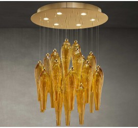 Люстра Euroluce Abstract PL