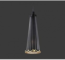 Светильник Euroluce Julienne Black_Gold Suspension