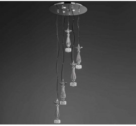 Светильник Euroluce Toochic Suspension LED