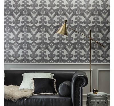 Текстильные обои Giardini Lino Sublime - Ombre
