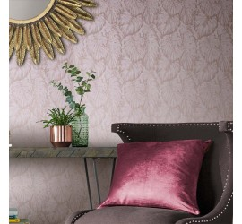Обои флизелиновые Graham&Brown Hybryd - Tropical Blush Wallpaper 103767