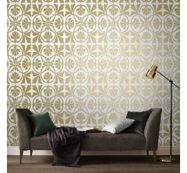 Обои флизелиновые Graham&Brown Established - Thrones Golden pearl Wallpaper 105276