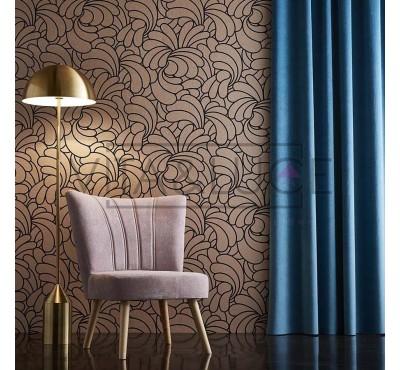 Обои флизелиновые Graham&Brown Established - Bananas Bling Wallpaper 105282