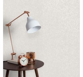 Обои флизелиновые Graham&Brown Minimalist - Steel Pearl Wallpaper 105865
