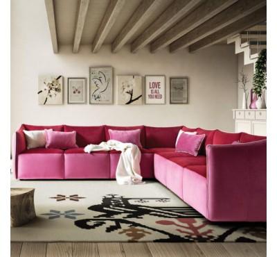 Модульный диван LeComfort - Kubik Modular Sofa