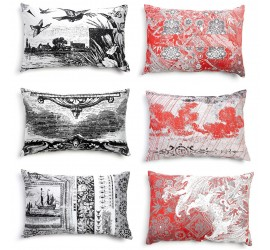 Moooi - Heritage & Oil Pillows