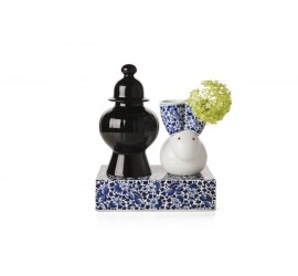 Ваза Moooi - Delft Blue Vase 9