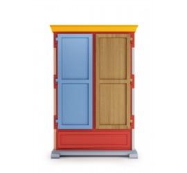 Moooi - Paper Cupboard Patchwork