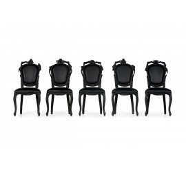 Кресло Moooi - Smoke Dining Chair