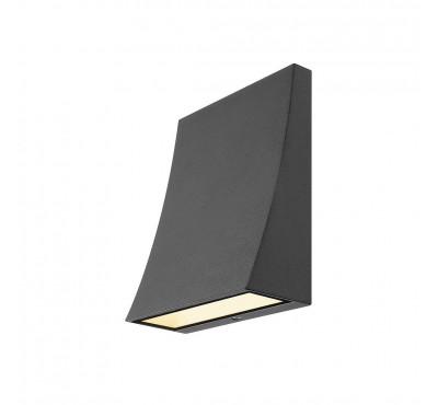 Настенный светильник SLV - Delwa Wide Led Outdoor Wall Light 1000342