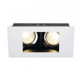 Точечный врезной светильник SLV - Indi Rec 2S 112431