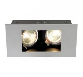 Точечный врезной светильник SLV - Indi Rec 112464