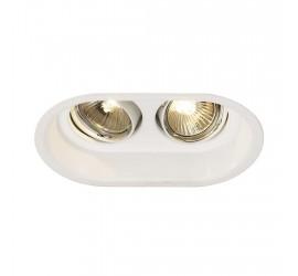 Точечный врезной светильник SLV - Horn 2 113111