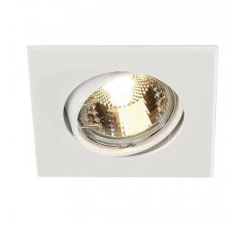 Точечный врезной светильник SLV - Sp Square 113211