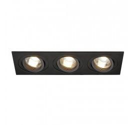 Точечный врезной светильник SLV - New Tria 3 Recessed Fitting 113493