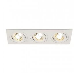 Точечный врезной светильник SLV - New Tria 3 Recessed Fitting 113513