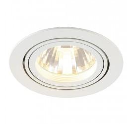 Точечный врезной светильник SLV - New Tria Disk 113581