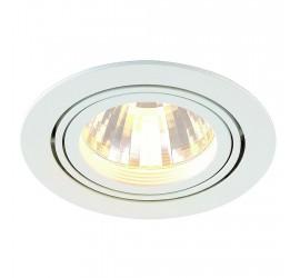 Точечный врезной светильник SLV - New Tria Disk 113591