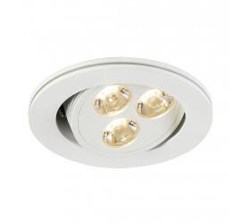 Точечный врезной светильник SLV - Triton 3 Recessed Fitting 113662