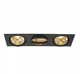 Точечный врезной светильник SLV - New Tria 3 Recessed Fitting 113820