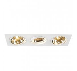 Точечный врезной светильник SLV - New Tria 3 Recessed Fitting 113821