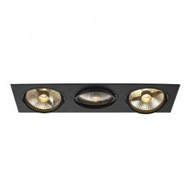 Точечный врезной светильник SLV - New Tria 3 Recessed Fitting 113850