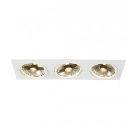 Точечный врезной светильник SLV - New Tria 3 Recessed Fitting 113851