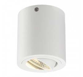 Точечный накладной светильник SLV - Triledo Round Cl Ceiling Light 113931