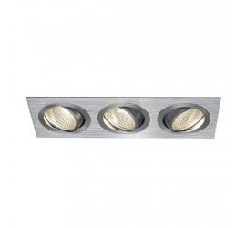 Точечный врезной светильник SLV - New Tria 3 Set Recessed Fitting 114216