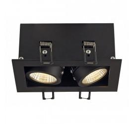Точечный врезной светильник SLV - Kadux 2 Set Recessed Fitting 115710