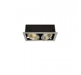 Точечный врезной светильник SLV - Kadux 2 Set Recessed Fitting 115746