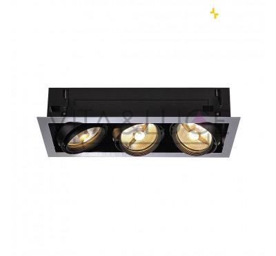 Точечный врезной светильник SLV - Aixlight 3 154642
