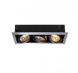 Точечный врезной светильник SLV - Aixlight 3 154652