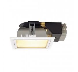 Точечный врезной светильник SLV - Quor 52 Electronic Ballast 160021