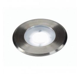 Уличный врезной светильник SLV - Dasar Flat 80 228411