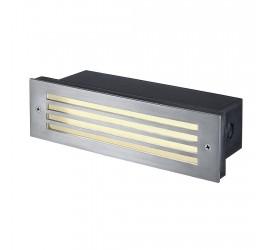 Уличный врезной светильник SLV - Brick Mesh 229110