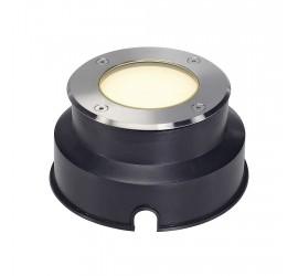 Уличный врезной светильник SLV - Dasar Flat 130 229312