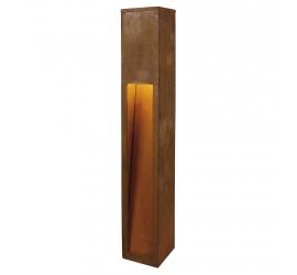 Уличный столбик SLV - Rusty Slot 80 229411