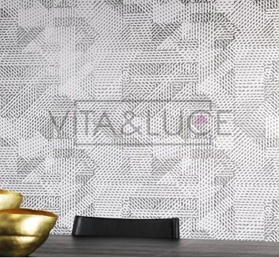 Обои виниловые Arte - Monochrome Oblique