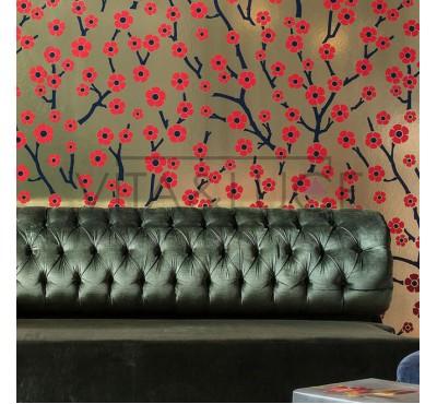 Обои флизелиновые Arte - Flavor paper for Arte Sakura