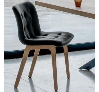 Обеденный стул Bontempi Casa - Kuga Wood