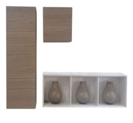 Стенка Calligaris - Inbox Wood/Inside CS/6026-51 L P12