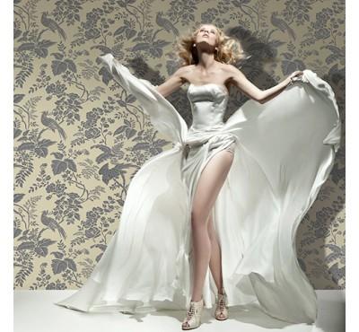 Текстильные обои Eugenio Colombo -  MS2106