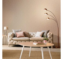 Обои флизелиновые Graham&Brown Minimalist - Tranquil Rose Gold Wallpaper 100536